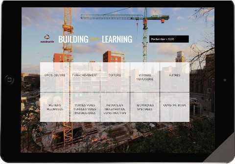 Capture_building_your_learning_page_accueil_francais