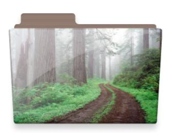 Forest_folder_Icon_by_ Majid_KSA